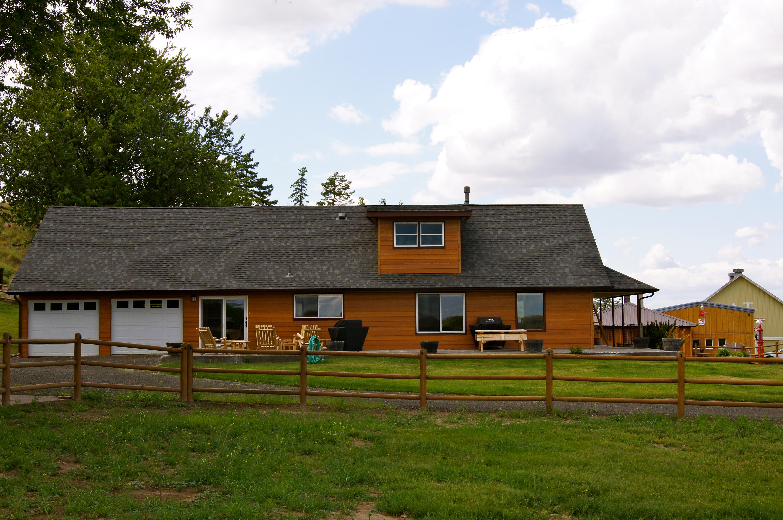 Farm House | Hot Rod Cow on