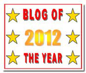 Blog of the Year Award 6 star thumbnail