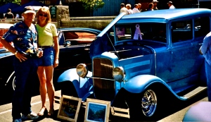 Bend, Oregon Car Show